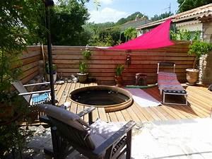 Spa Extérieur Bois : spa bois haut de gamme et fabriqu en france o 39 biozz ~ Premium-room.com Idées de Décoration