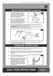 S Ave These Instructions  Operating Instructions  Setup