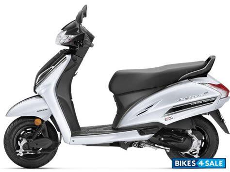 honda activa  limited edition price  india onroad