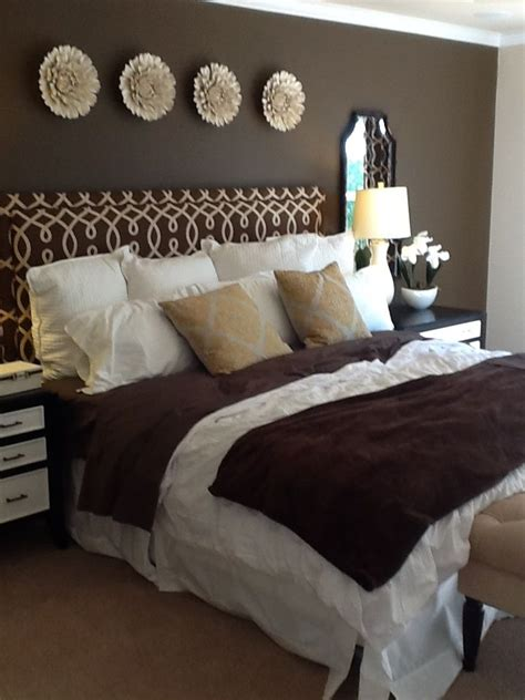 brown bedroom ideas brown bedroom decor designer unknown for the home pinterest