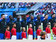 France National Football Team Roster Players 2018 World