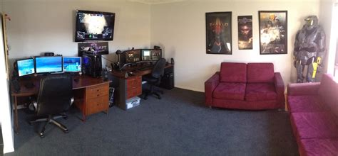 My Gaming Living Room by Me And My Girlfriends Living Room Thought Some Gamers