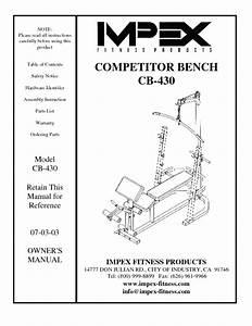 Cb-430 Manuals