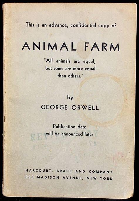 animal farm  orwell george