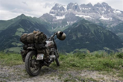 The Best Motorcycle Camping Gear