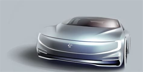 Leeco Emerges As An Unlikely Contender In The Driverless
