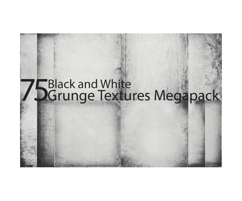 Black and white texture pack buy grunge overlay textures