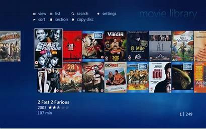Library Movies Tv Mymovies Center Windows Series