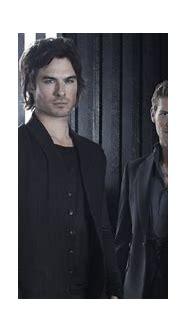 Elijah Mikaelson Stefan Salvatore Damon Salvatore HD The ...