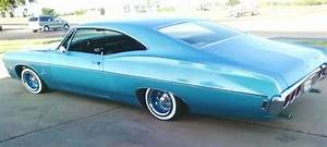 1968 Impala Fastback  Fastback Roof  Wire Wheels   White