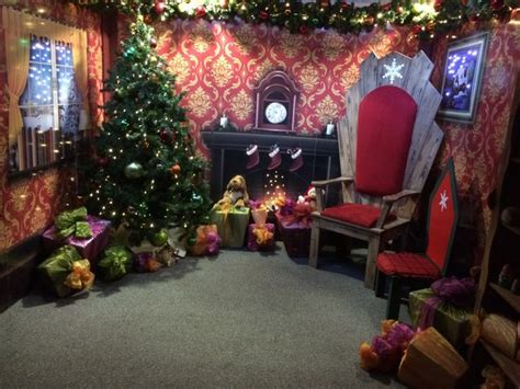 where to find a santa s grotto in coventry and