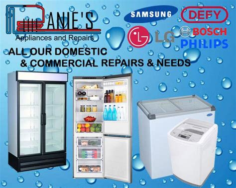 Danie's Appliances In Cape Town, Wc