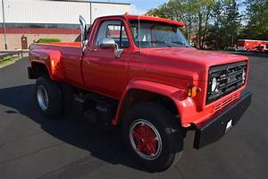 1986 Gmc C7000