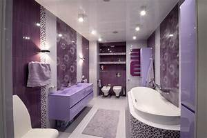 20, Amazing, Purple, Bathroom, Decor, Ideas, To, Make, It, Look