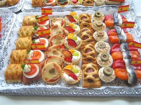 canape ideas food