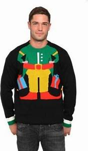 Christmas Elf Sweater Yeap this one is pretty ugly