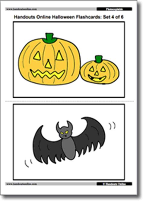 Handouts Online Halloween Worksheets And Lesson Plans For Esl Efl Teachers
