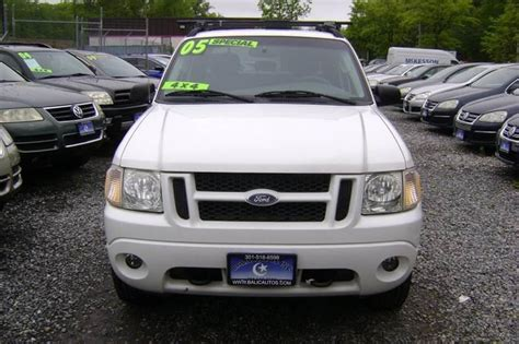 2005 Ford Explorer Xlt Reviews by 2005 Ford Explorer Sport Trac 4dr Xlt 4wd Crew Cab Sb In