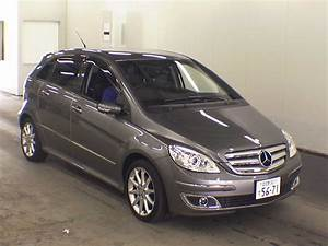 Mercedes Classe A 2008 : 2008 mercedes benz b class b170 special edition japanese used cars auction online japanese ~ Medecine-chirurgie-esthetiques.com Avis de Voitures