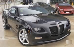 2017 New Pontiac Trans AM