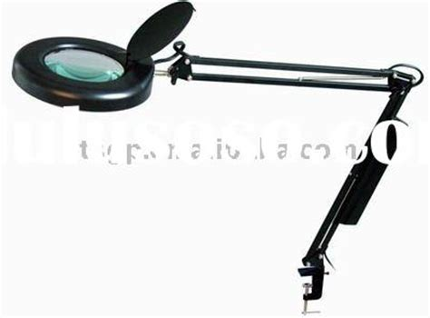 t5 22w clip magnifying desk l with lens cover for sale