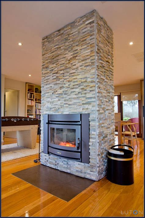 ideas  double sided fireplace  pinterest