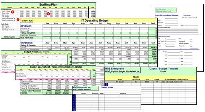 it budget template it budget templates make budgeting easier plus a special offer itlever