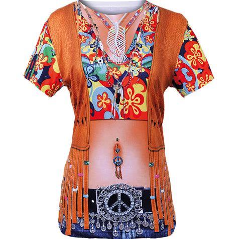 hippie t shirt selber machen kost 252 m shirt hippie damen fotorealistischer 3d druck