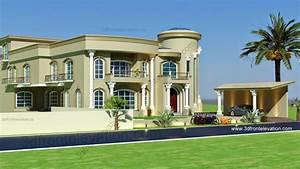 Moderne Design Villa : modern arabic villa design 2015 3d front elevation pinterest villa design villas and modern ~ Sanjose-hotels-ca.com Haus und Dekorationen
