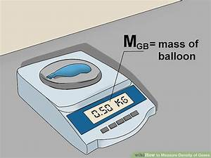 3 Ways To Measure Density Of Gases