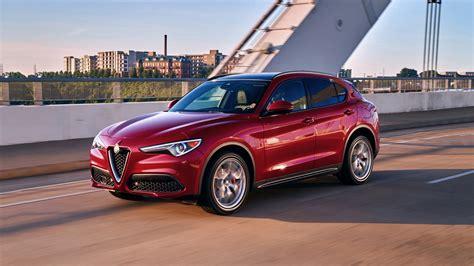2019 Alfa Romeo Stelvio : 2019 Alfa Romeo Stelvio Review & Ratings