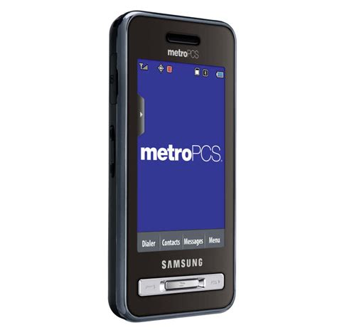 metro pc phones samsung finesse goes to metropcs
