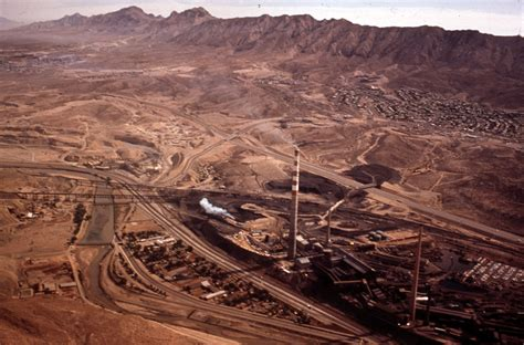 El Paso, TX – Their Mines, Our Stories