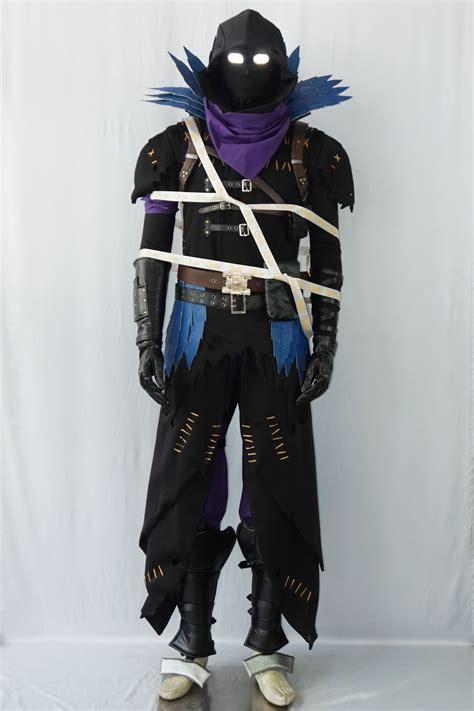 fortnite raven cosplay raven costume fortnite raven