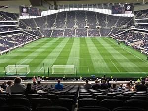 Tottenham Hotspur Stadium Section 419 Row Standing