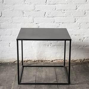 Couchtisch Schwarz Metall : simplex couchtisch aus metall notoria ~ Eleganceandgraceweddings.com Haus und Dekorationen
