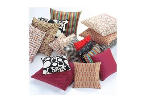 Maharam Millerstripe Multicolored Bright Pillow