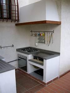 Emejing Cucina In Muratura Esterna Contemporary Ideas