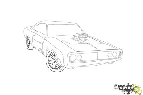 draw   dodge charger   fast