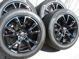 charcoal jeep grand cherokee black rims 4 new 2014 jeep grand cherokee srt vapor wheels tires