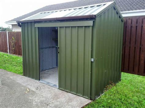 metal garden sheds ireland