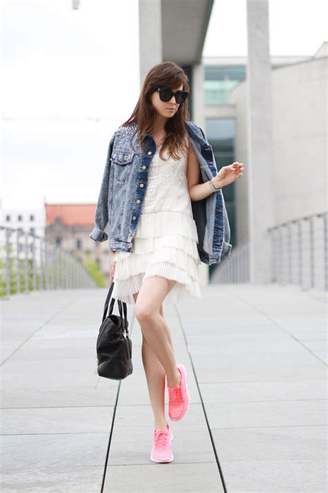 How To Wear The Sneaker Trend For Spring 2014 | The ...