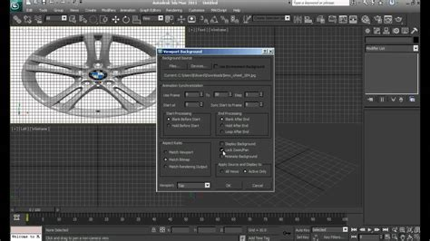 Changing Viewport Backgrounds - 3ds Max || theikjh78 - YouTube