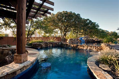 open water southlake tx tropical pool dallas