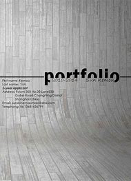 best portfolio cover page ideas and images on bing find what you