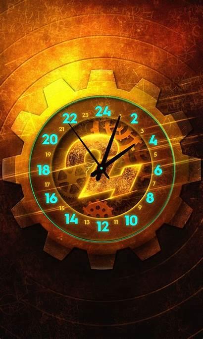 Clock Iphone Phone Final Dali Wall Uploaded