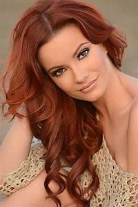 Auburn Hair Colors You Should See Long Hairstyles 2016
