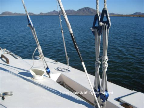 Boat Repair Questions by More Rigging And Sail Repair Questions