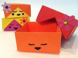 Geschenkbox Selber Basteln : box aus papier basteln archive hello mime ~ Watch28wear.com Haus und Dekorationen