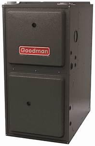 Goodman 96  60 000 Btu Single Stage Upflow Horizontal